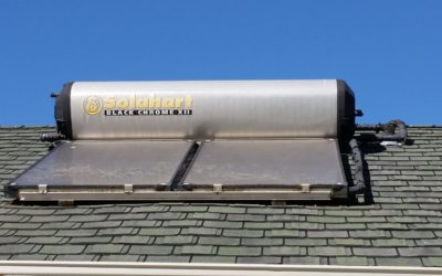 Replacing Solahart Water Heaters